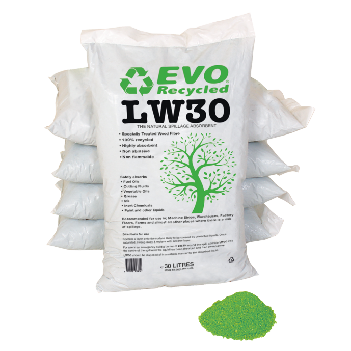 LW30 Recycled Wood Fibre